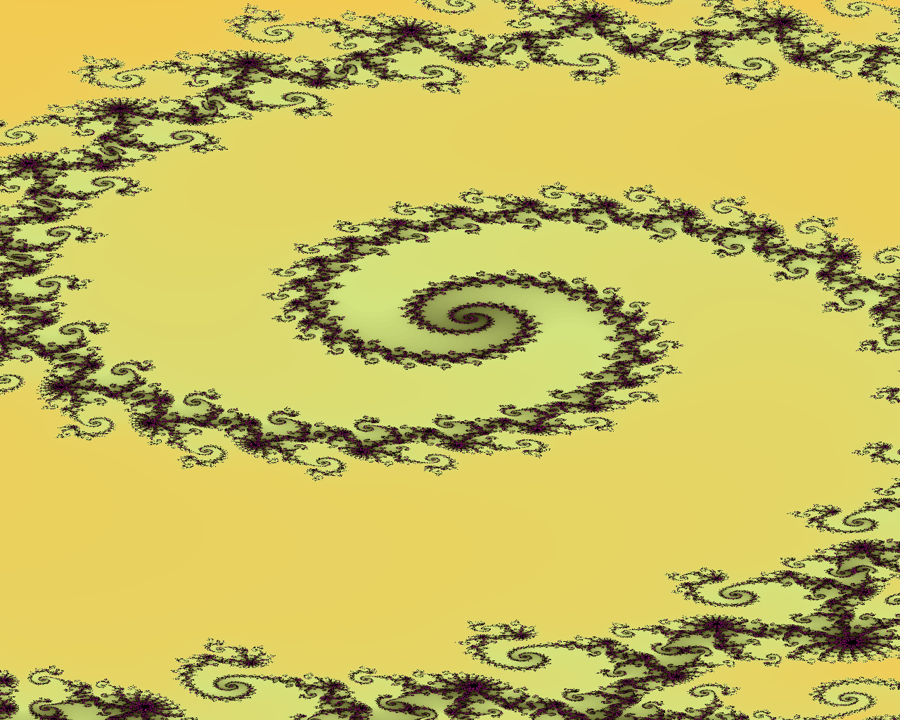 Mandelbrot Fractal set - 4:3 - 1280x1024